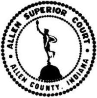 Allen Superior Court logo