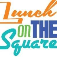 2013 Lunch On The Square logo
