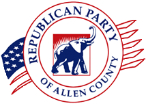 Allen County Republican Party logo