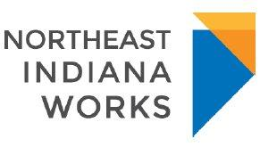 Northeast Indiana Works new logo