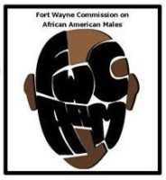 Fort Wayne Commission on African American Males logo