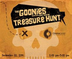 Goonies Fort Wayne Treasure Hunt