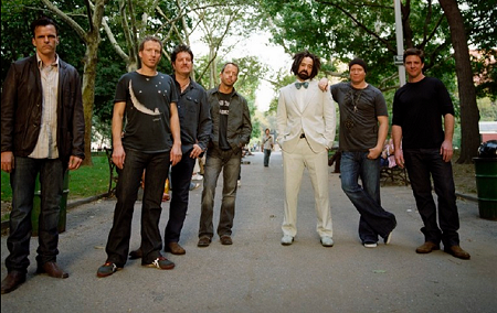 Counting Crows, courtesy photo.