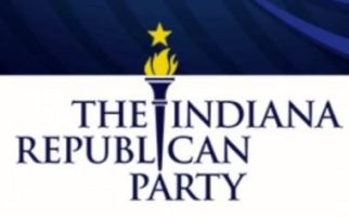 IN GOP Party logo