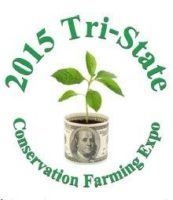 2015 Tri-State Conservation Farming Expo logo