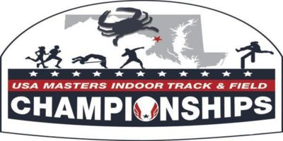 USA Masters Indoor Track Championships logo