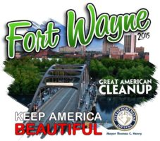 2015 Great American Cleanup logo