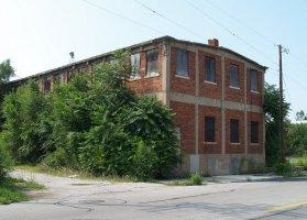 Old Wabash Freight Depot