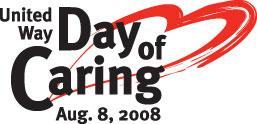 United Way's Day of Caring - August 8, 2008
