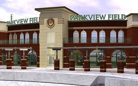 Parkview Field - courtesy image.