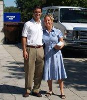 Bethany and Mike Montagano, US 3rd District House of Representatives Candidate