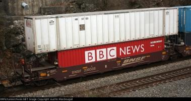 The BBC Box passing through Glendon, PA.  Click on the photo to visit the full size.  Photo taken from: https://www.rrpicturearchives.net/showPicture.aspx?id=1420278