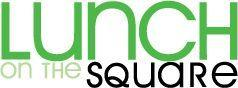 Lunch on the Square logo