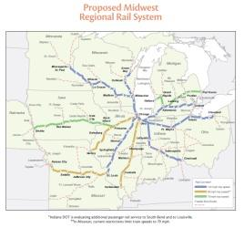 Click here to download the Proposed Midwest Regional Rail System map.