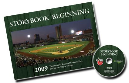 Cover of Storybook Beginning, courtesy of the TinCaps.