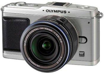 One of the Olympus new Pen cameras.