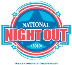 National Night Out logo.
