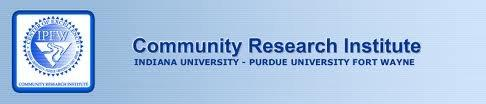 Community Research Institute at IPFW logo.