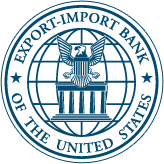Export-Import Bank of the United States logo.