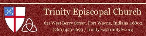 Trinity Episcopal Church logo.