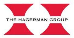 The Hagerman Group logo.