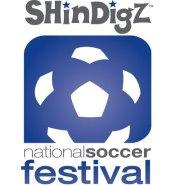 ShinDigz National Soccer Festival logo