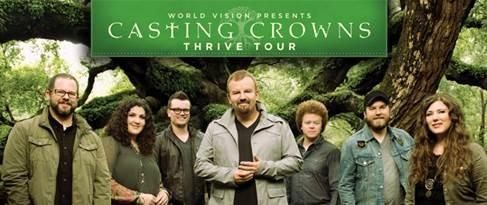 Casting Crowns Thrive Tour.