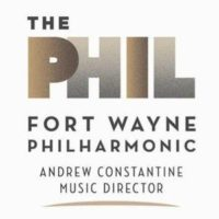 The Philharmonic Orchestra logo