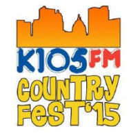 2015 Country Fest logo