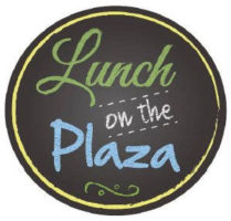 Lunch on the Plaza logo