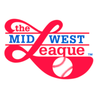 Midwest League Baeball logo