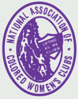 National Association of Colored Women's Club logo