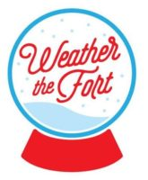 Weather the Fort logo