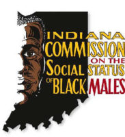 Indiana Commission on the Social Status of Black Males logo