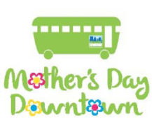 Mothers Day Downtown logo