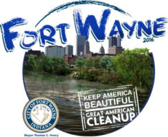 2016 Great American Cleanup City logo