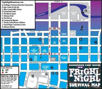 Download the 2016 Fright Night Survival Map.