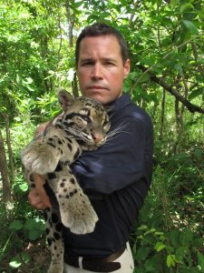 Jeff Corwin will be appearing at Purdue University Fort Wayne on April 17, 2019, as part of the Omnibus Lecture Series. Courtesy photo.