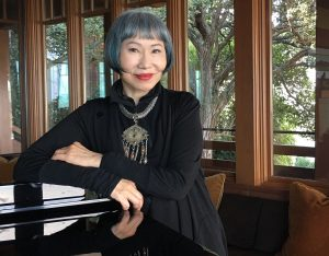 Amy Tan will be appearing at Purdue University Fort Wayne on November 14, 2018, as part of the Omnibus Lecture Series.