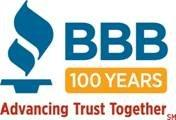 Better Business Bureau of Northeast Indiana logo.