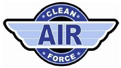 Clean Air Force logo, courtesy of Citilink.
