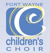 Fort Wayne Children's Choir logo.