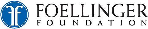 Foellinger Foundation logo.