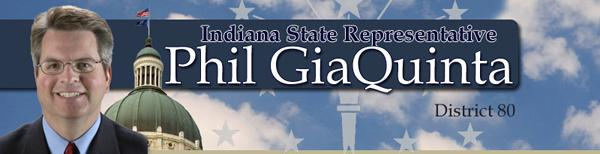 Phil GiaQuinta email update logo.