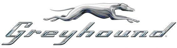 Greyhound logo.