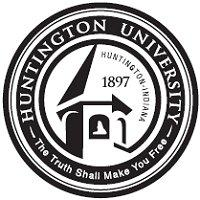 Huntington University logo.