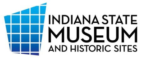 Indiana State Museum logo.