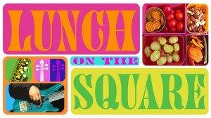 2012 Lunch on the Square logo.