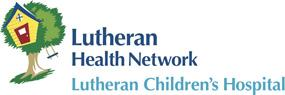 Lutheran Children's Hospital logo.