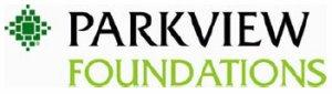 Parkview Foundation logo.